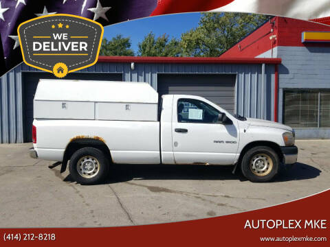 2006 Dodge Ram Pickup 1500 for sale at Autoplex 2 in Milwaukee WI