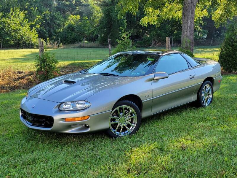 2001 Chevrolet Camaro for sale at LMJ AUTO AND MUSCLE in York PA