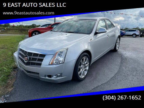 2009 Cadillac CTS for sale at 9 EAST AUTO SALES LLC in Martinsburg WV
