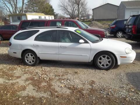 2001 Mercury Sable for sale at BRETT SPAULDING SALES in Onawa IA