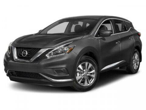 2018 Nissan Murano for sale at Mike Murphy Ford in Morton IL