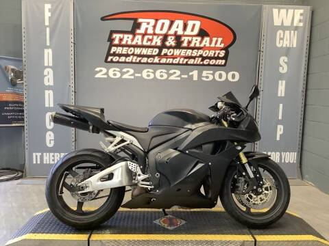 2012 Honda CBR600RR for sale at Road Track and Trail in Big Bend WI
