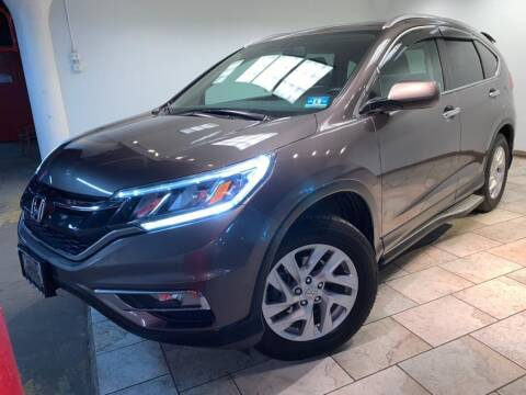 2015 Honda CR-V for sale at EUROPEAN AUTO EXPO in Lodi NJ