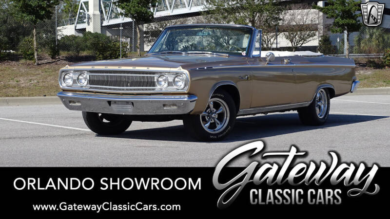 1965 Dodge Coronet for sale in Lake Mary, FL