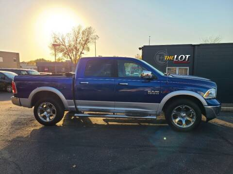 2018 RAM Ram Pickup 1500 for sale at THE LOT in Sioux Falls SD