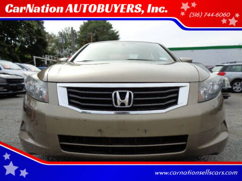 2009 Honda Accord for sale at CarNation AUTOBUYERS, Inc. in Rockville Centre NY