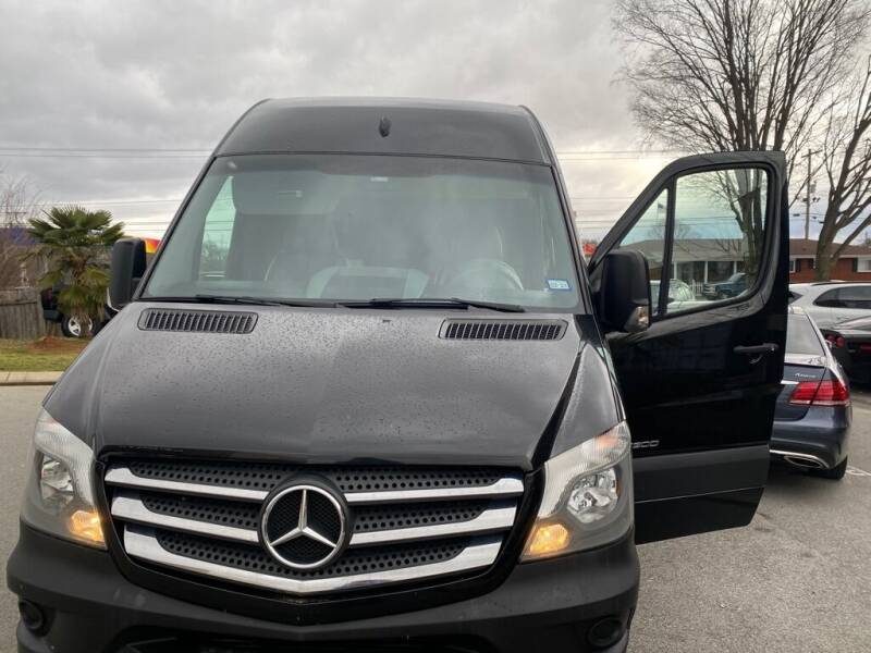 2016 Mercedes-Benz Sprinter Passenger for sale at Z Motors in Chattanooga TN