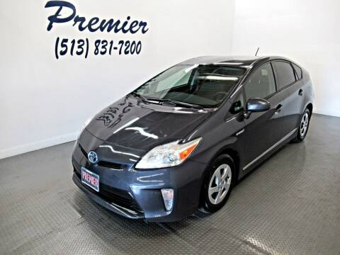 2015 Toyota Prius for sale at Premier Automotive Group in Milford OH