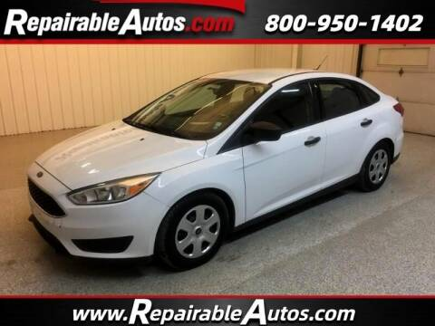 2015 Ford Focus for sale at Ken's Auto in Strasburg ND