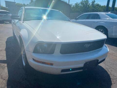 2005 Ford Mustang for sale at City to City Auto Sales in Richmond VA