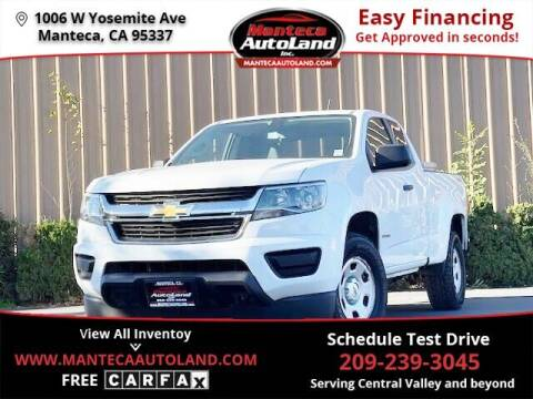2015 Chevrolet Colorado for sale at Manteca Auto Land in Manteca CA
