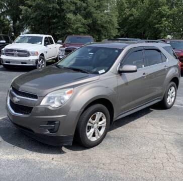 2012 Chevrolet Equinox for sale at World Wide Auto in Fayetteville NC