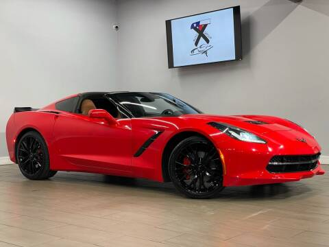 2016 Chevrolet Corvette for sale at TX Auto Group in Houston TX