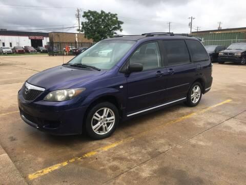 2006 Mazda MPV for sale at TETCO AUTO SALES  / TETCO FUNDING in Dallas TX