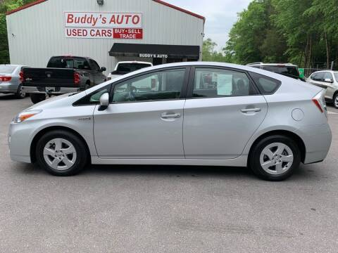 2011 Toyota Prius for sale at Buddy's Auto Inc in Pendleton SC