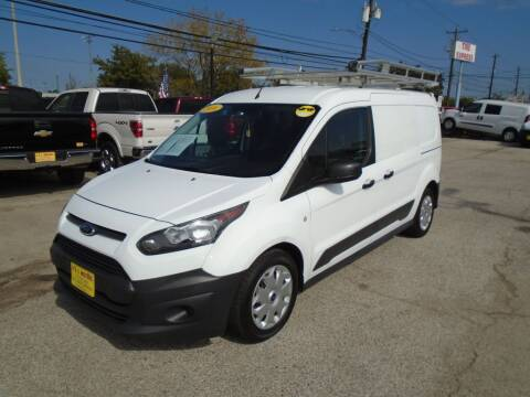 2016 Ford Transit Connect Cargo for sale at BAS MOTORS in Houston TX