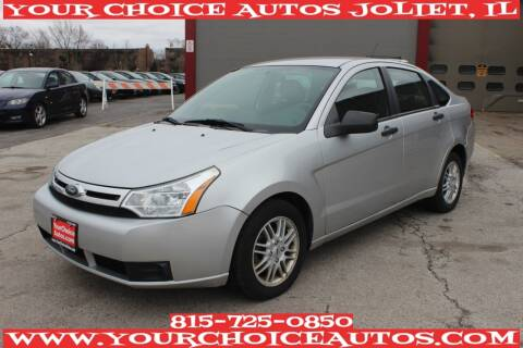 2009 Ford Focus for sale at Your Choice Autos - Joliet in Joliet IL
