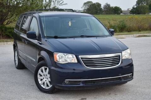 2014 Chrysler Town and Country for sale at Big O Auto LLC in Omaha NE
