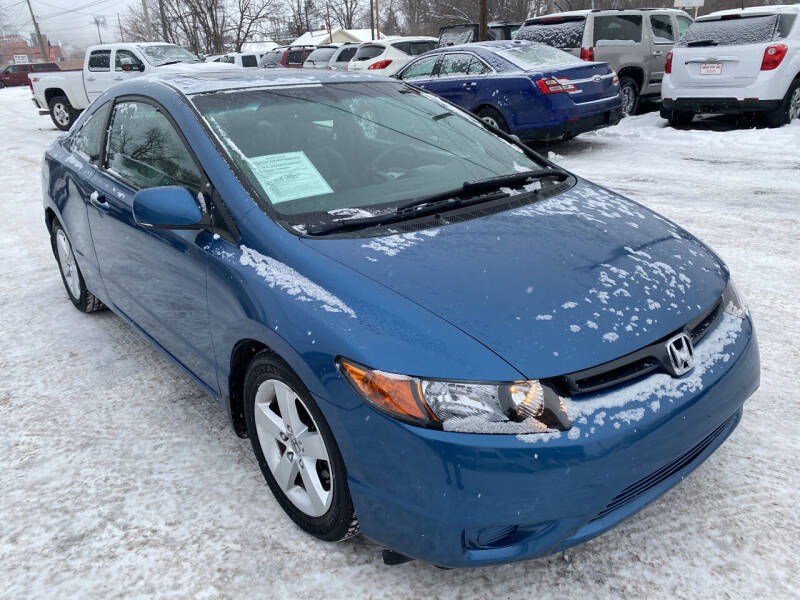 2008 Honda Civic for sale at Truck City Inc in Des Moines IA