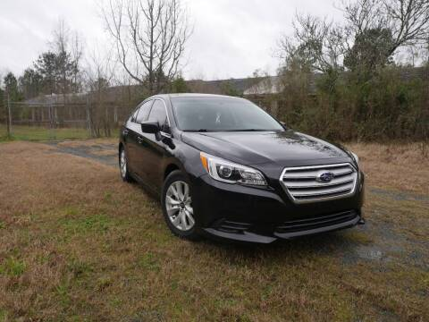 2015 Subaru Legacy for sale at York Motor Company in York SC