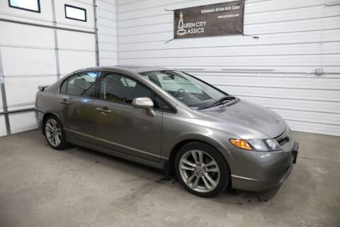 2007 Honda Civic for sale at Queen City Classics in West Chester OH
