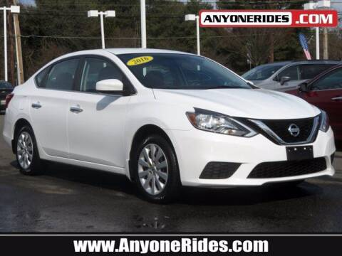 2016 Nissan Sentra for sale at ANYONERIDES.COM in Kingsville MD