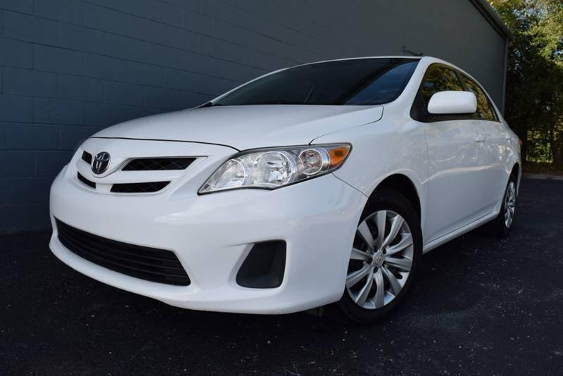 2012 Toyota Corolla for sale at Precision Imports in Springdale AR