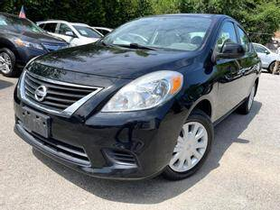 2012 Nissan Versa for sale at Rockland Automall - Rockland Motors in West Nyack NY