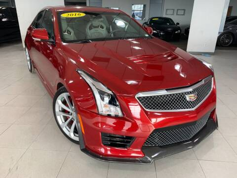 2016 Cadillac ATS-V for sale at Auto Mall of Springfield in Springfield IL