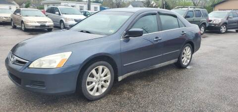 2007 Honda Accord for sale at AUTO NETWORK LLC in Petersburg VA