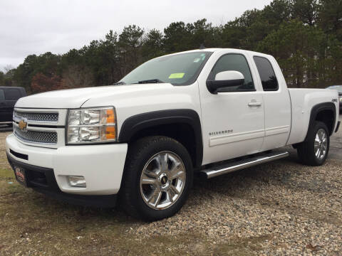 2013 Chevrolet Silverado 1500 for sale at The Car Guys in Hyannis MA