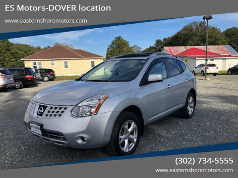 2008 Nissan Rogue for sale at ES Motors-DAGSBORO location - Dover in Dover DE
