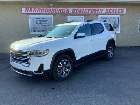 2020 GMC Acadia for sale at Auto Martt, LLC in Harrodsburg KY