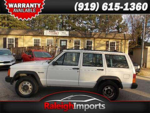 1996 Jeep Cherokee for sale at Raleigh Imports in Raleigh NC