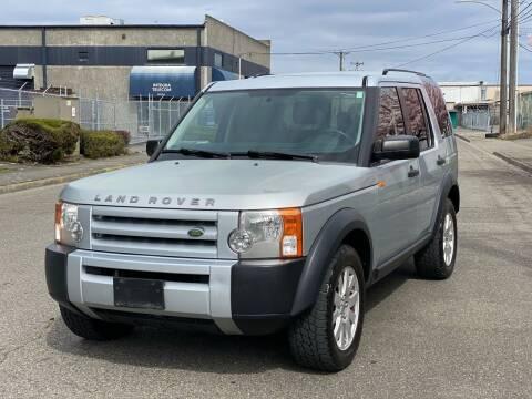 2006 Land Rover LR3 for sale at Washington Auto Sales in Tacoma WA