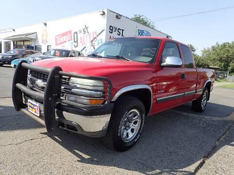 2000 Chevrolet Silverado 1500 for sale at Tommy's 9th Street Auto Sales in Walla Walla WA
