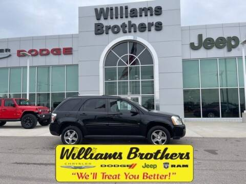 2008 Chevrolet Equinox for sale at Williams Brothers - Pre-Owned Monroe in Monroe MI