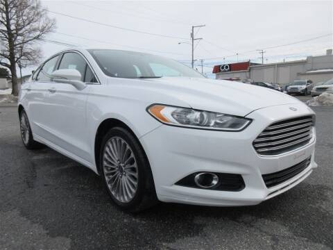 2014 Ford Fusion for sale at Cam Automotive LLC in Lancaster PA