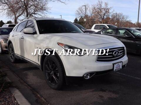 2015 Infiniti QX70 for sale at EMPIRE LAKEWOOD NISSAN in Lakewood CO
