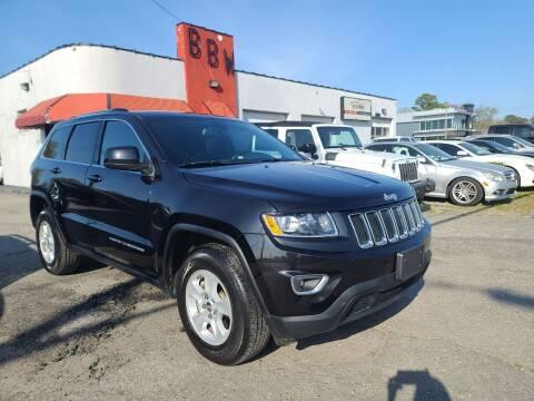 2015 Jeep Grand Cherokee for sale at Best Buy Wheels in Virginia Beach VA