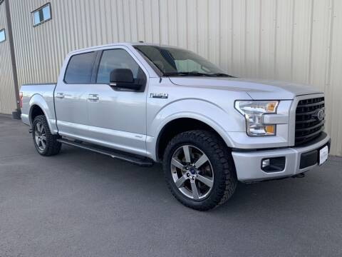 2015 Ford F-150 for sale at Truck Ranch in Twin Falls ID