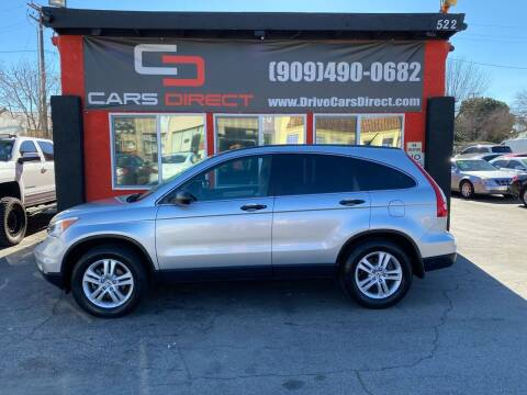 2010 Honda CR-V for sale at Cars Direct in Ontario CA