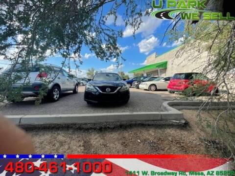 2016 Nissan Altima for sale at UPARK WE SELL AZ in Mesa AZ