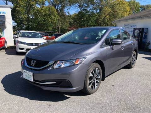 2014 Honda Civic for sale at Sports & Imports in Pasadena MD