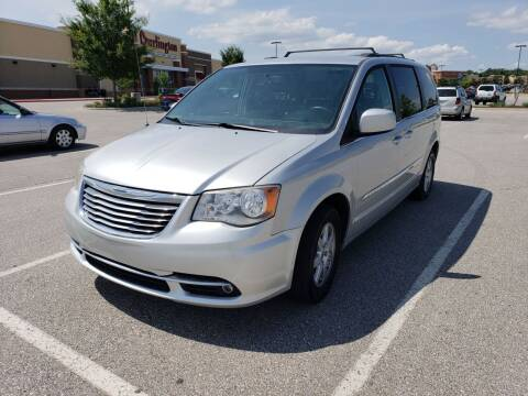 2012 Chrysler Town and Country for sale at Auto Hub in Grandview MO