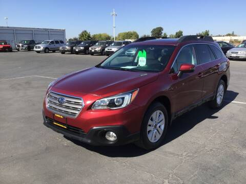 2016 Subaru Outback for sale at My Three Sons Auto Sales in Sacramento CA