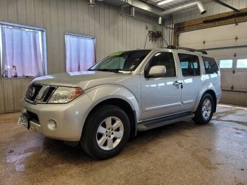 2008 Nissan Pathfinder for sale at Sand's Auto Sales in Cambridge MN