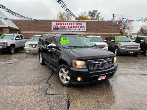 2007 Chevrolet Suburban for sale at Brothers Auto Group in Youngstown OH