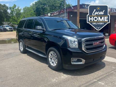 2015 GMC Yukon for sale at Texas Luxury Auto in Houston TX