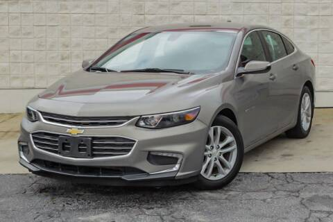 2018 Chevrolet Malibu for sale at Cannon and Graves Auto Sales in Newberry SC